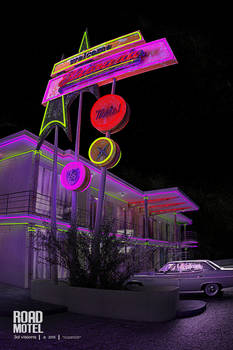 night motel parking