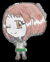 Chibi Ochako by TheLadyOfTheChibis