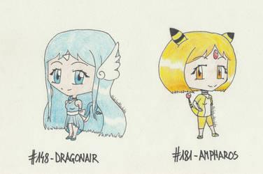 30 day Pokemon Drawing Challenge - Day 1 by TheLadyOfTheChibis