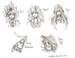 Discworld Sketches
