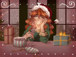 AD: Gingerbread + Secret Santa for Stychno +