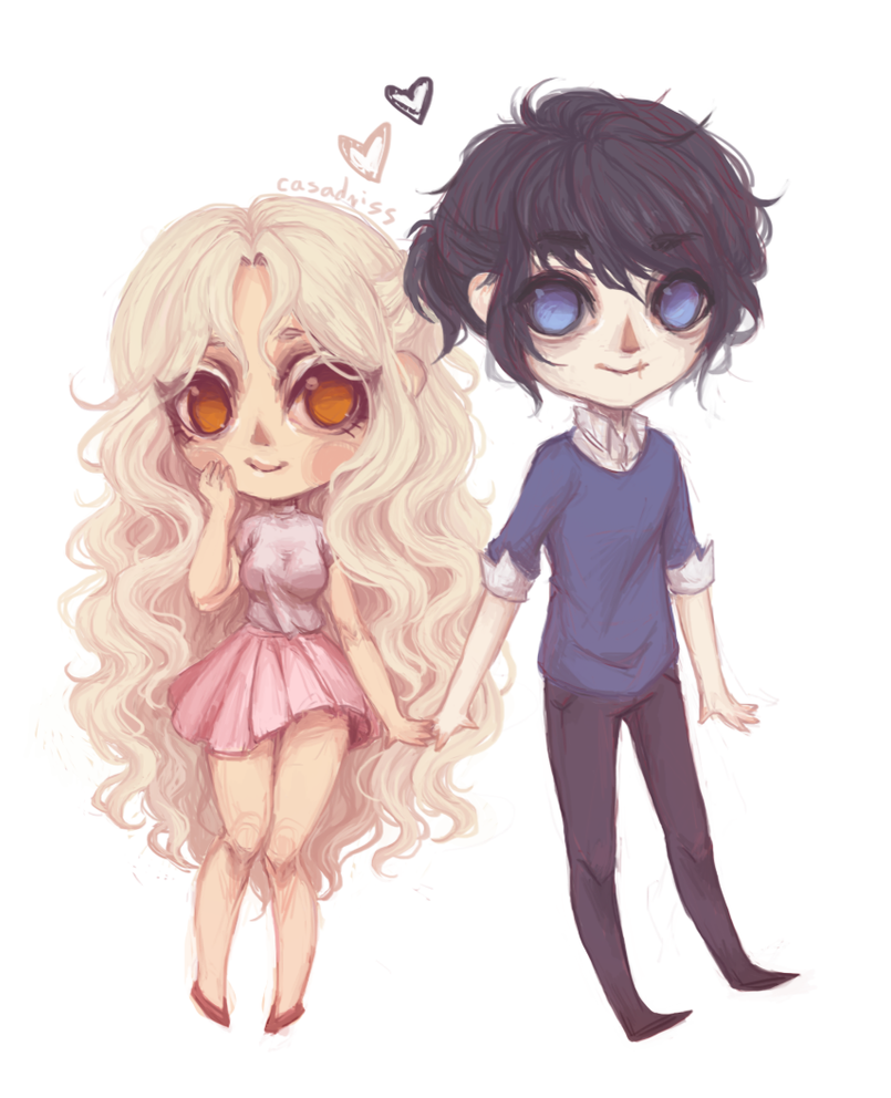 The Cutest Couple by Casadriss