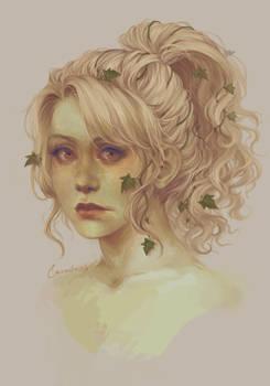 Portrait of Marceline