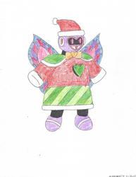 Holiday Flutterette by Kronos2501