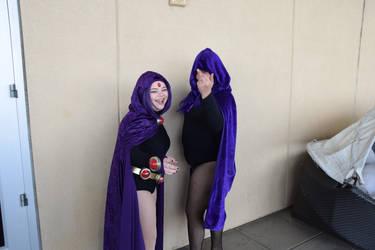 Ravens Having Fun by Kronos2501