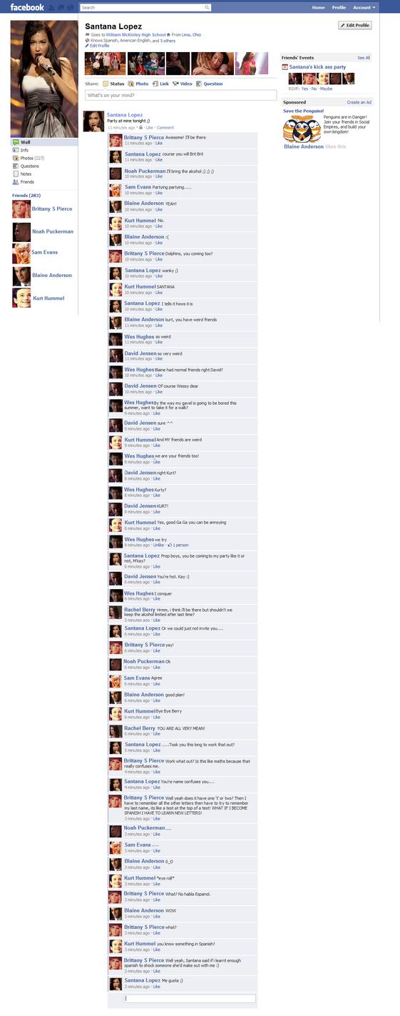 Santana Lope... Santana Facebook