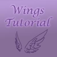Wings Tutorial by Porcelain-Angel