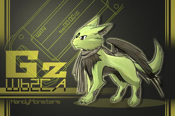 HandyMonsters by uta-inu