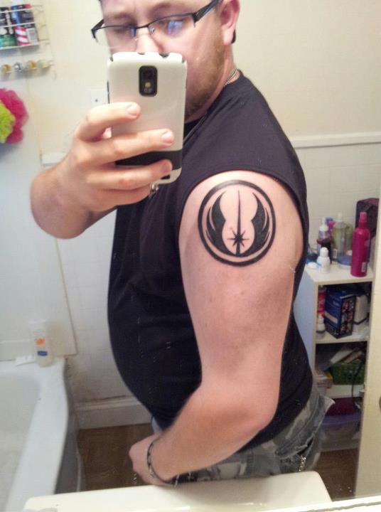 Jedi Order Tattoo By Cloudsenatu On Deviantart
