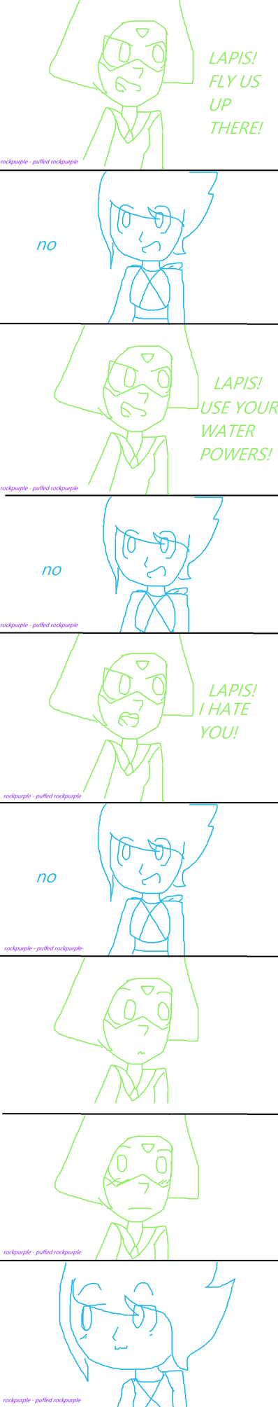 The Lapidot Ship Is Getting Real- by RockPurple