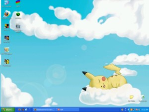My Desktop by shygirl1999