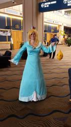 Cosplay - Princess Rosalina