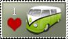 I Love Camper by Matzeline