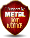 BOM Winners Badge by Matzeline