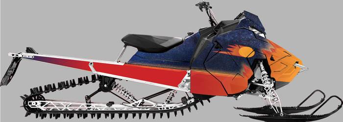 ArticFX Snowmobile