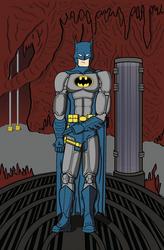 Batsuit: Crusader Mode