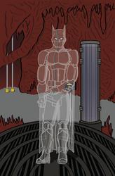 Batsuit: Ninja Mode