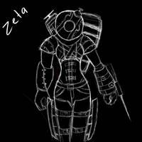 Big sister :Zeta: by ZankJra