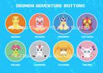 Digimon Badges