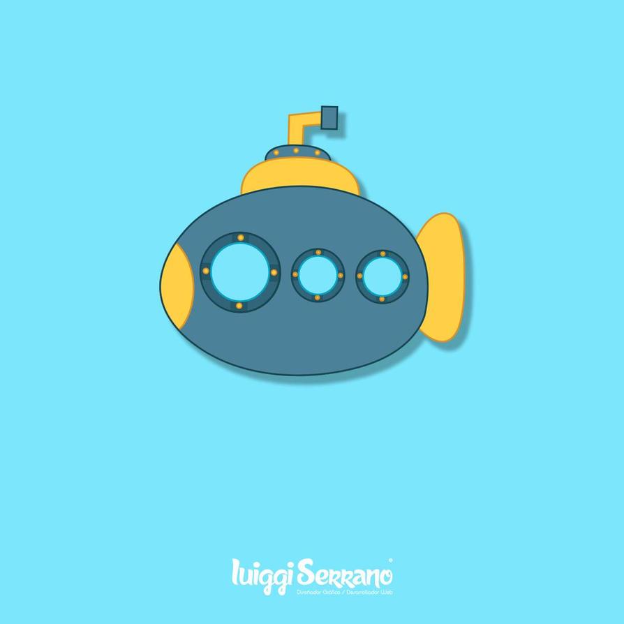 Submarine by LuiggiSerrano