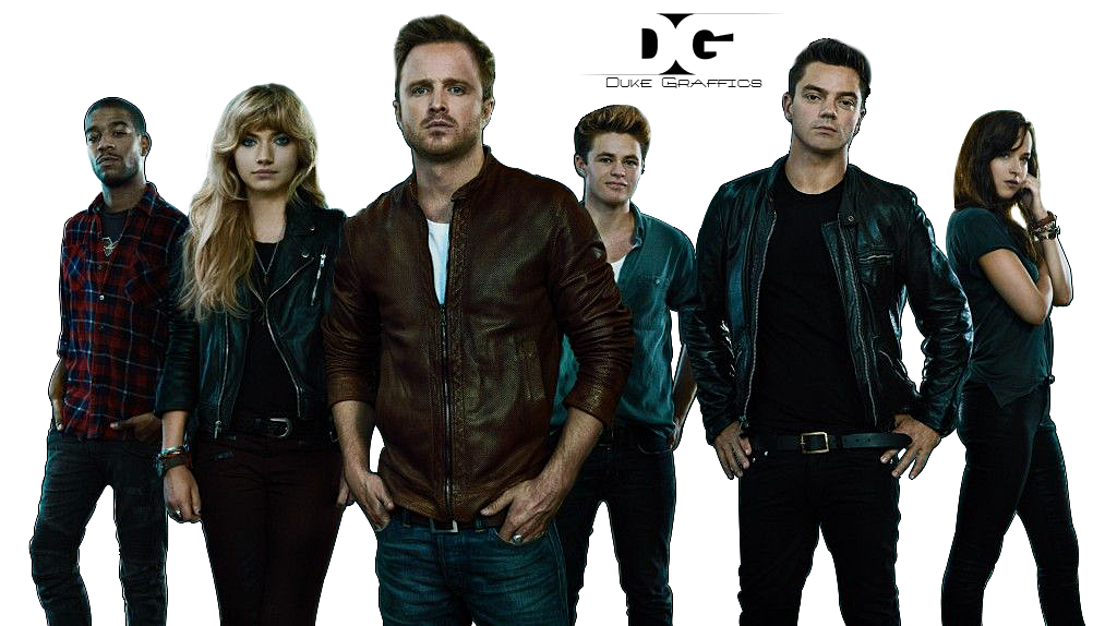 Need For Speed-Movie Cast Official-Render by lathreel on ...  Need For Speed-...