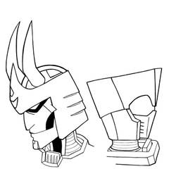Some MTMTE fanart years after it was relevant by R2MICH2