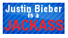 JB is a Jackass by GirlWithTheGreenHat