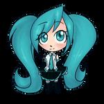 Miku V3 Chibi