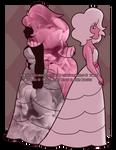 Pink Quartz, Rose Diamond