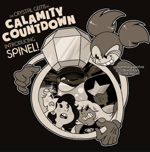 CALAMITY COUNTDOWN (now on redbubble + teepublic)
