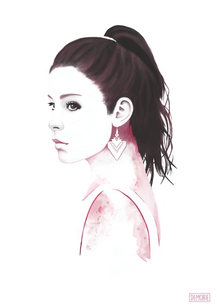 Lena Meyer-Landrut by Demorie-Art