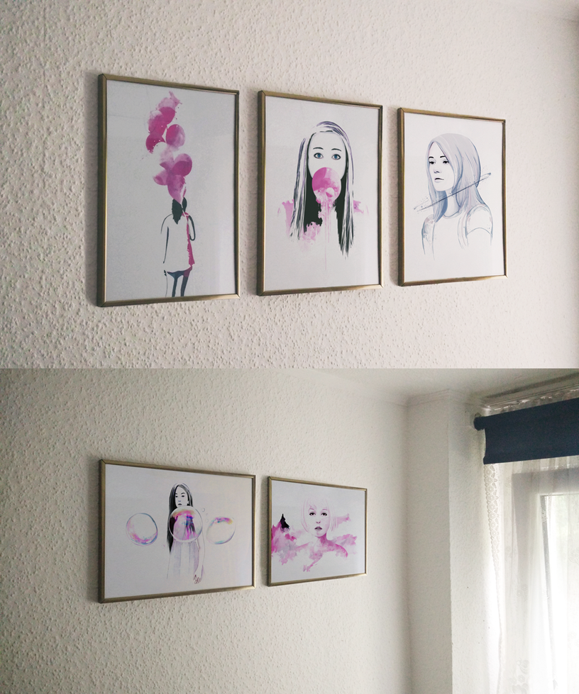 Art by DEMORIE by Demorie-Art