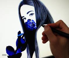 Work in Progress by Demorie-Art