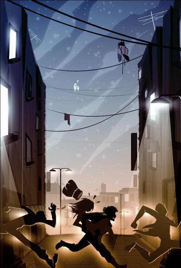 WIP Fringe Poster by ChasingArtwork