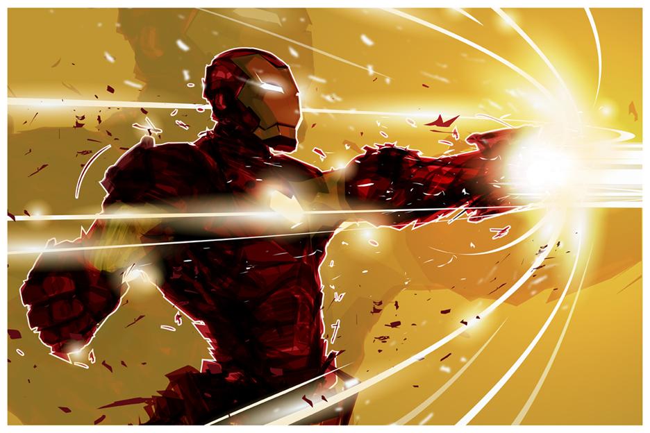 Iron Man by ChasingArtwork