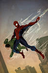 Spiderman Origin