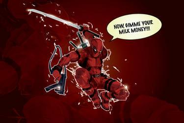Deadpool by ChasingArtwork