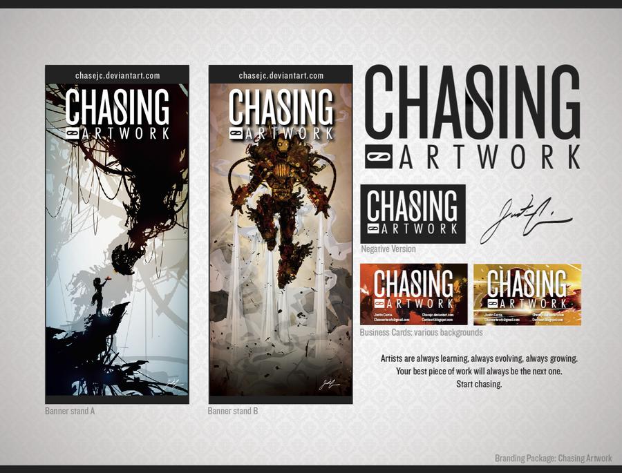 Chasing Artwork Branding Package by ChasingArtwork