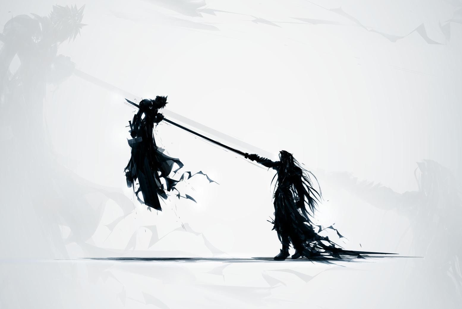 Final Fantasy Seven By Chasingartwork On Deviantart