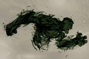 Hulk by ChasingArtwork