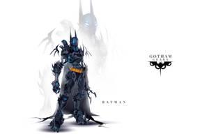 Gotham Gears: Batman