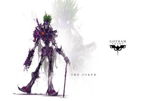 Gotham Gears: The Joker