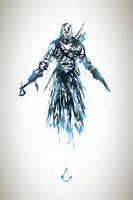 Assassin #3 by ChasingArtwork