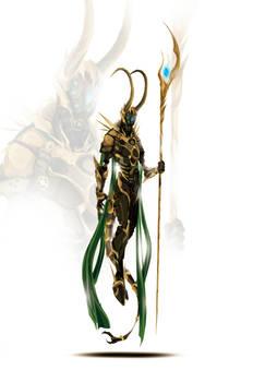 Auto Avengers: Loki