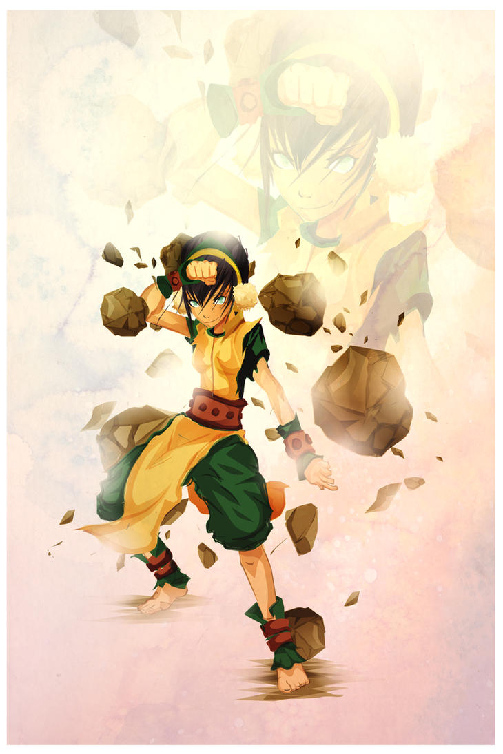 Toph by ChasingArtwork