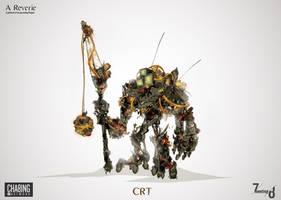 CRT by ChasingArtwork