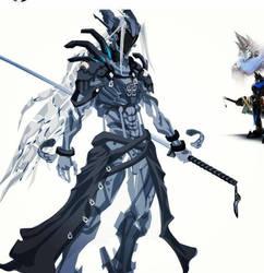 Sephiroth bot progress