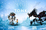 Cassie and Tonk: Coming soon.
