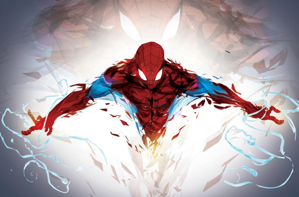 Shattered Spider