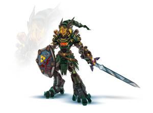 Zelda: Link Reforged